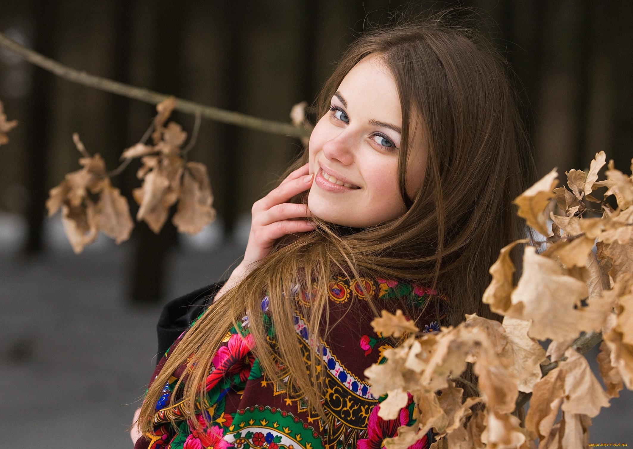 Самая красивая русская девушка фото